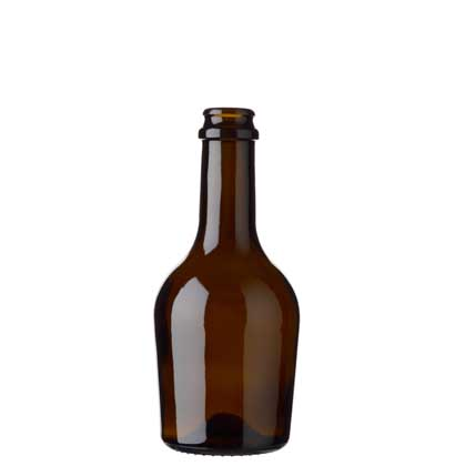 Craft Beer Beer bottle crown 33cl 29mm Mariposa antique