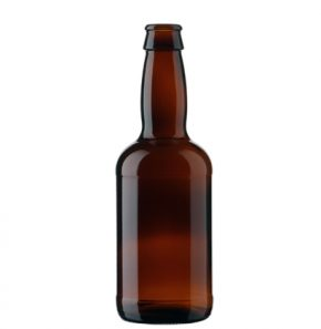 Craft Beer Beer bottle crown 33cl Beatson brown