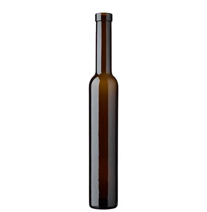 Futura Bordeaux wine bottle bartop 35 cl antique S25 light