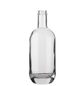 Gin bottle GPI 400-33 70cl white Moonea