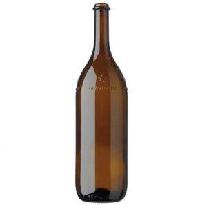 Grand Cru Valais wine bottle Anello 150 cl antique