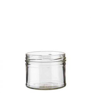 Honey Jar 475ml TO100 white