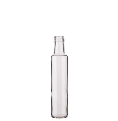 Oil and vinegar bottle Dorica PP31.5 25cl white