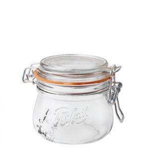 Swing top jar 250ml Le Parfait