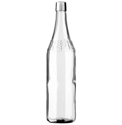 Vigneron Encaveur CH wine bottle bartop 75cl white
