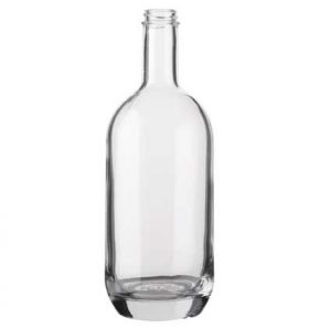 Whisky bottle GPI 400-33 100cl white Moonea
