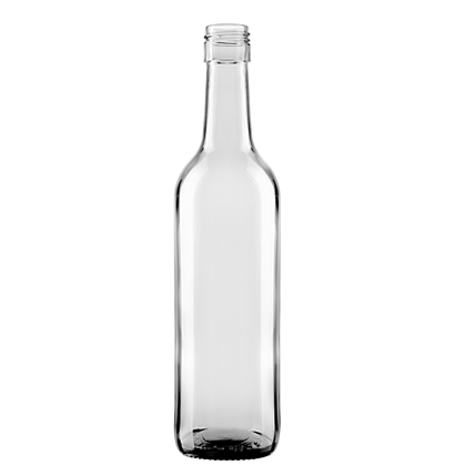 Winebottle Fifty Light BVS 30H60 50cl white