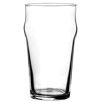 Beer Glass Nonix 58 cl