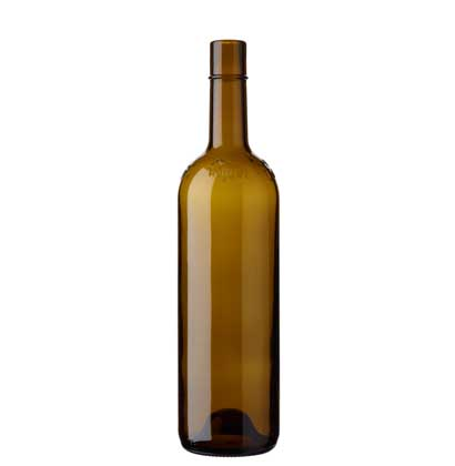 Bordeaux wine bottle Fully 75 cl oak