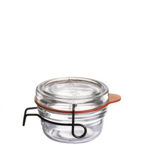 Jam jar 80 ml Lock Eat