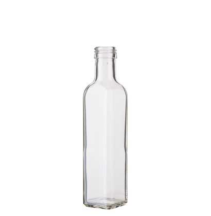 Oil and vinegar bottles Marasca PP31,5 25 cl white