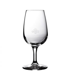 Viticole 21.5 cl Gauging wine glass