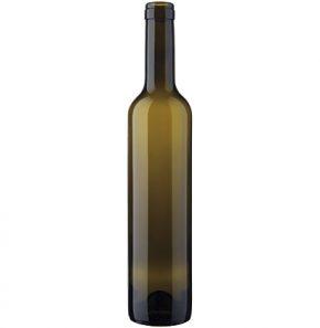 Weinflasche Bordeaux Band 50cl antik Harmonie 55mm