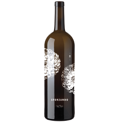 Personalized Magnum bottle