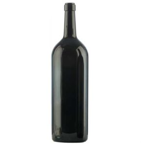 Bordeaux wine bottle cetie 5-Liter antique Italiana