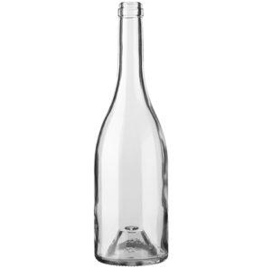 Bouteille à vin Bourgogne cétie 75 cl blanc Ecova Elégance