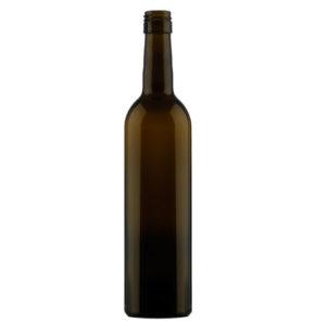 Bordeaux Wine bottle BVS28H44 50cl Antique Harmonie