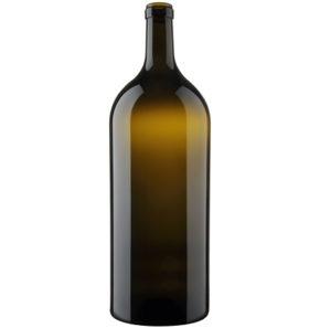Bouteille à vin Bordelaise cétie 6 litres antique française