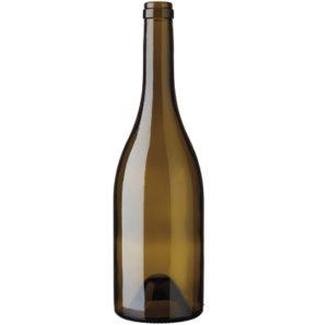 Bouteille à vin Bourgogne cétie 75 cl chêne Ecova Elégance