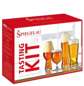 Tasting Beer glasses Kit
