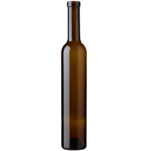 Weinflasche Bordeaux Oberband 50cl antique Storica