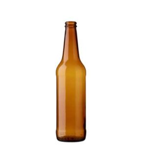 Beer bottle crown 50cl PIVO Long Neck brown
