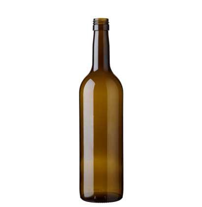 Bordeaux wine bottle BVS 70 cl antique Prestige