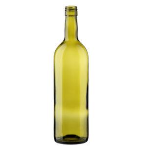 Bordeaux wine bottle BVS 75cl russet