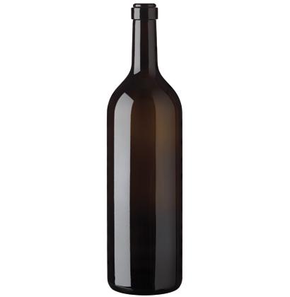 Bordeaux wine bottle cetie 3-Liter antique Italiana