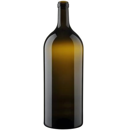 Bordeaux Wine Bottle cetie 6-liters antique french