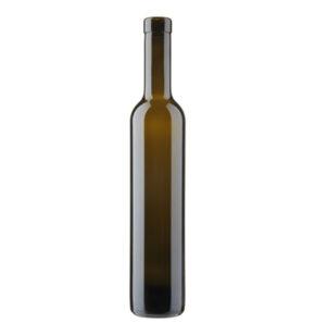 Bouteille à vin Bordelaise Fascetta 37.5 cl antique Vinaria H60mm