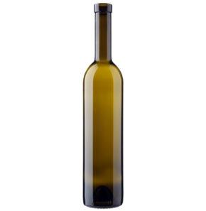 Bouteille à vin Bordelaise fascetta 75cl antique Storica légère