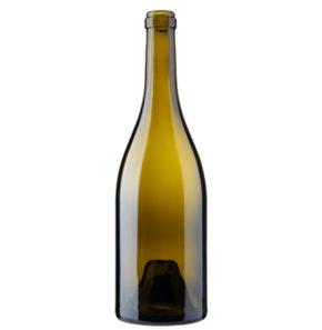 Bouteille à vin Bourgogne cétie 75 cl chêne Renaissance