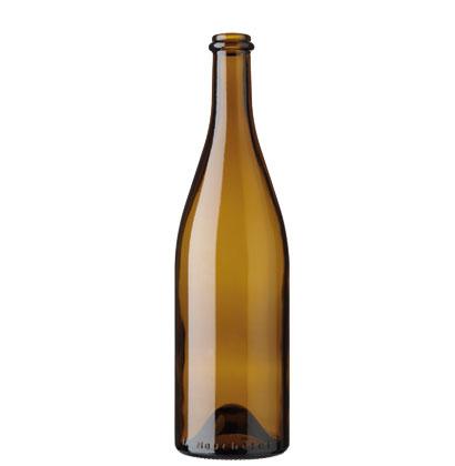 Burgundy wine bottle Anello 75 cl oak Neuchâteloise