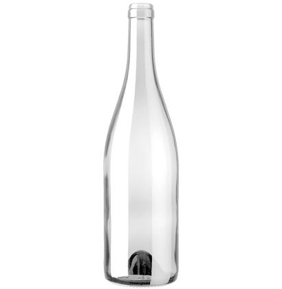 Burgundy wine bottle cetie 75cl whiteEvolution Ecova H63