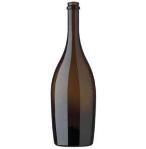 Champagne bottle 1.5 l antique Collio