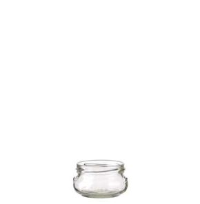 Honey Jar 120 ml white TO70