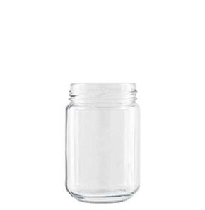 Honey Jar 156 ml white TO53 CEE