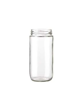 Honey Jar 415ml TO63 white