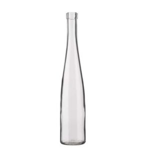 Rhine wine bottle bartop 50 cl white Breganza