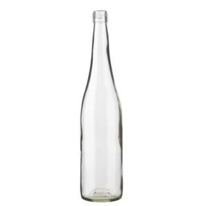 Rhine wine bottle BVS 70 cl white