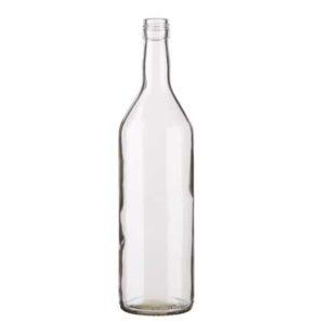 Vaud wine bottle BVS 75 cl white
