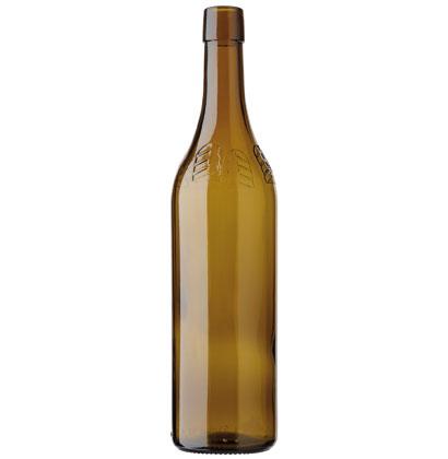 Vigneron Encaveur CH wine bottle bartop 70cl oak