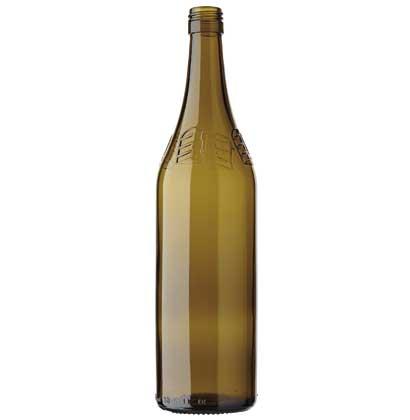 Vigneron Encaveur CH wine bottle BVS 75cl oak