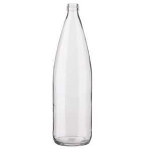 Water bottle MCA 100cl white GNESTM