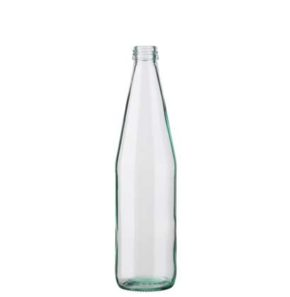 Water bottle MCA 50 cl half white San Candido