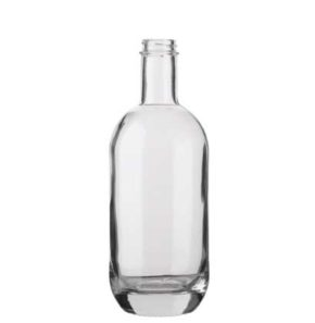 Whisky bottle GPI 400-33 70cl white Moonea