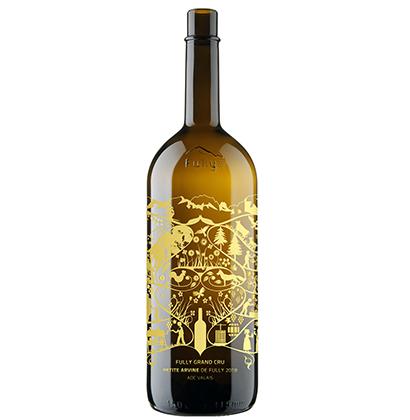 Bouteille à vin Magnum personnalisée