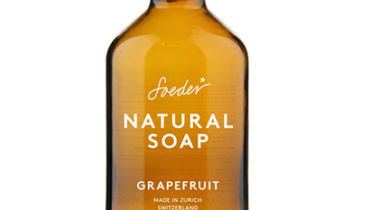Bouteille distributeur de savon personnalisé