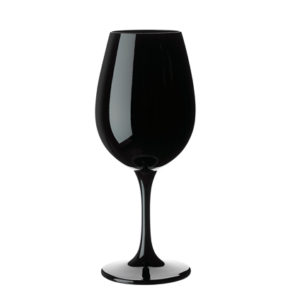 Black wine glass dégustation Sensus 29.9cl
